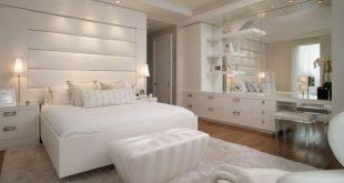 صورة غرف نوم بيضاء, اختلافات عصرية وغرف تجنن
